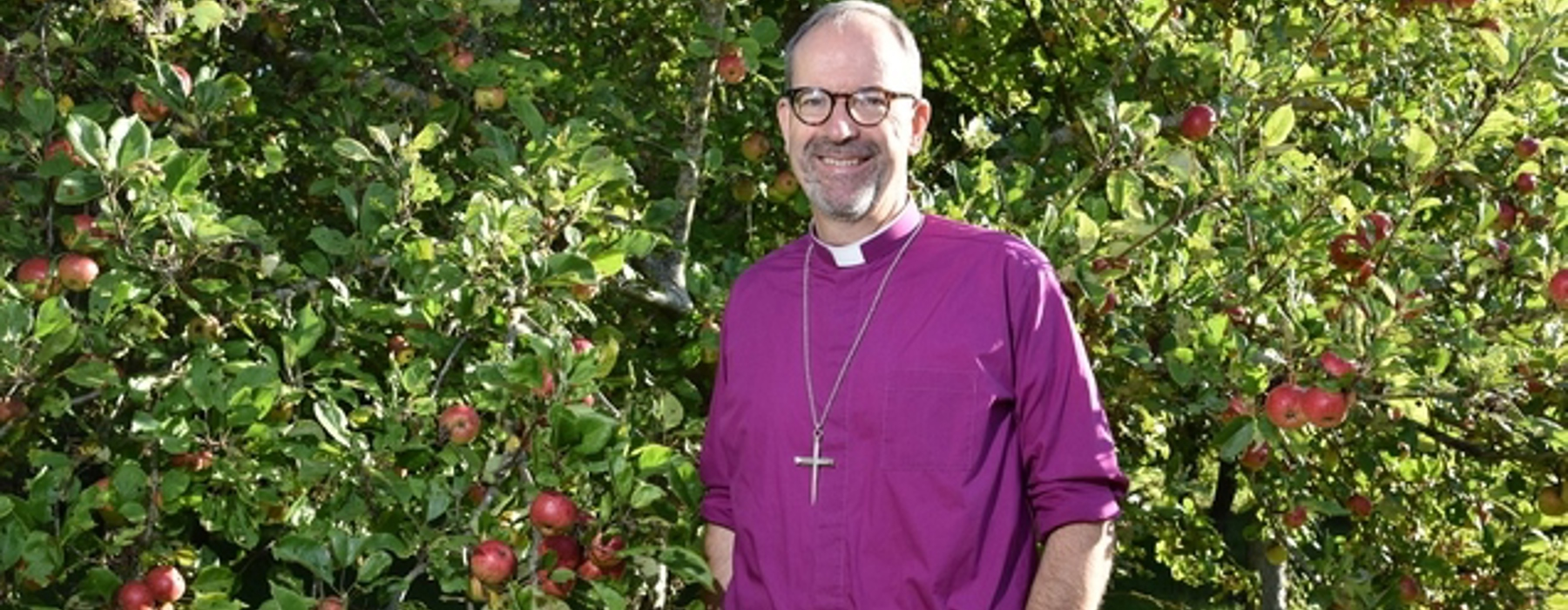 New Bishop of Hereford